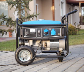 Generator For Home Compressed