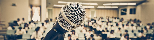 Mic With Audience