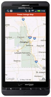 Download OPPDconnect App on smud map, ipl map, epe map, jea map, wapa map, lockheed martin map,